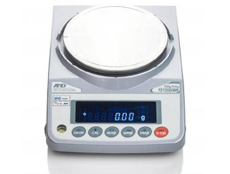 Ban can dien tu 3kg sai so 0 01g model FZ-3000